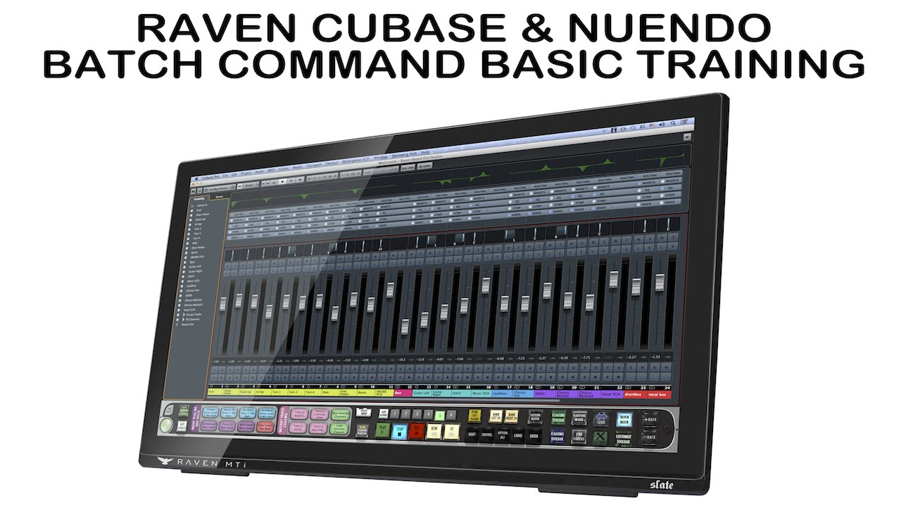 BC BT Cubase and Nuendo