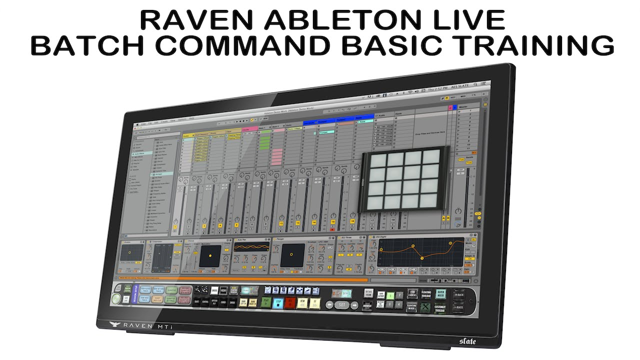 BC BT for Ableton