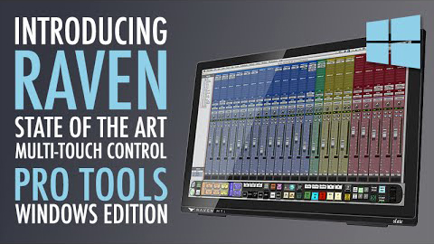 RAVEN 3_2 Windows Pro Tools QS