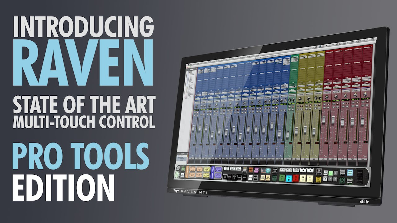 slate-raven-pro-tools-walkthrough-video